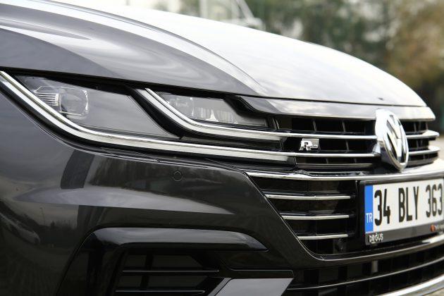 Volkswagen Arteon 4Motion R-Line Testi