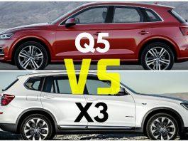 Audi Q5 ve BMW X3