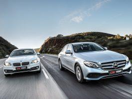 BMW 520d Steptronic ile Mercedes E 220 d karşılaştırması