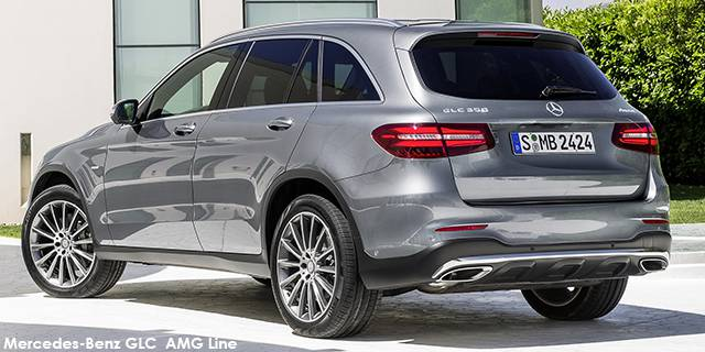 GLC 250d 4 Matic