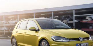 Volkswagen Golf Altın Sarısı