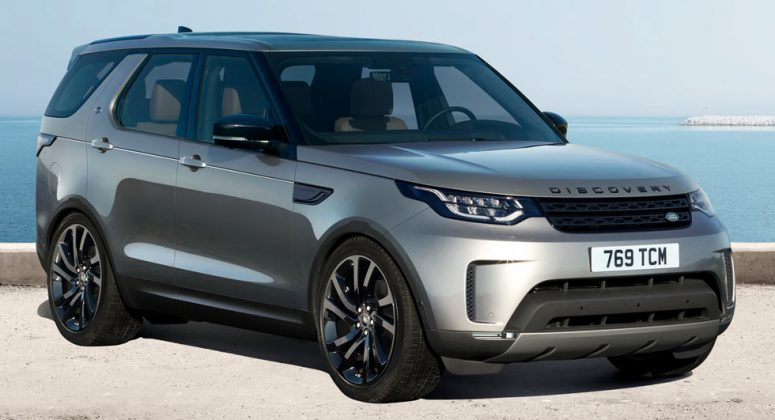 Land Rover Discovery 2918