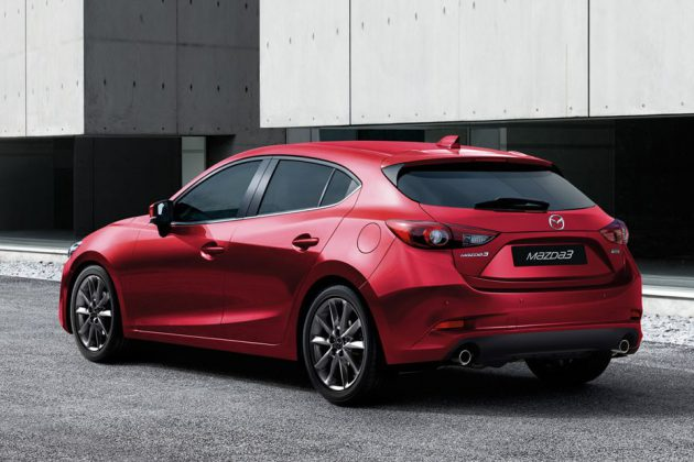 Mazda3 Hatchback 1.5 SKY-G AT Power incelemesi