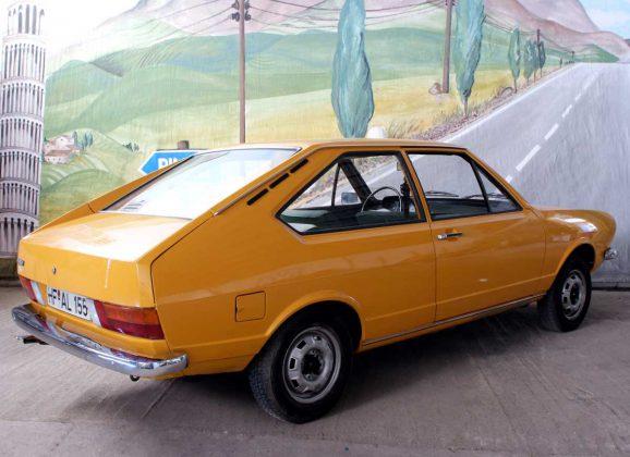İlk VW Passat