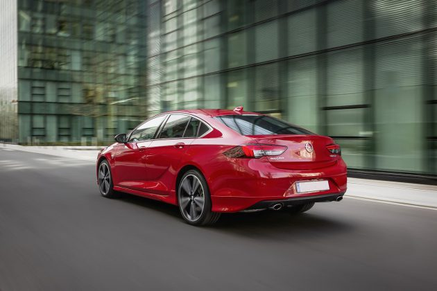 Opel Insıgnia Grand Sport 1.6 lt 136 HP AT6 Test Sürüş İzlenimleri