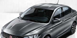 2019 Fiat Egea Sedan