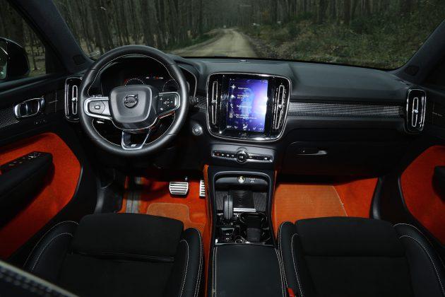 Volvo XC40 D4 AWD Test Sürüş İzlenimleri