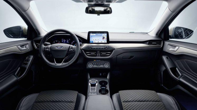 Yeni Ford Focus'un İçi