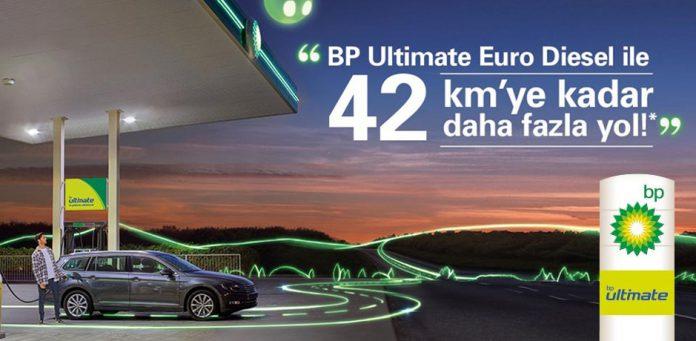 BP Ultimate Euro Diesel