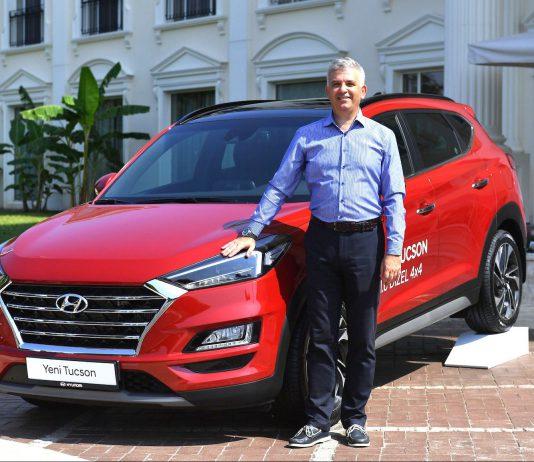 Hyundai Genel Müdürü Önder Göker