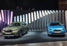 Subaru XV e-BOXER ve yeni Forester e-BOXER
