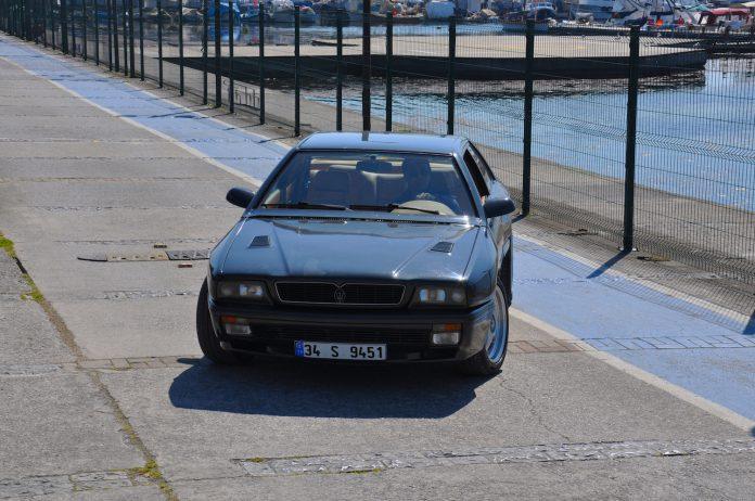 Maserati Ghibli Biturbo