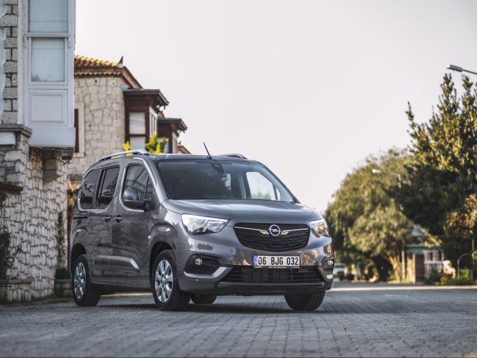 Opel Combo 2019