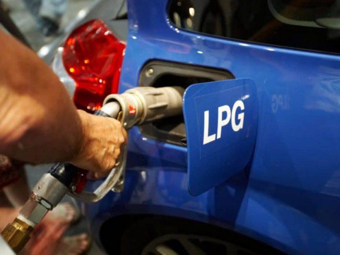 Fabrika Çıkışı LPG'li Otomobiller