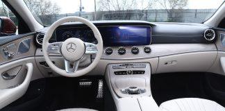 Mercedes CLS 400d İç Mekan