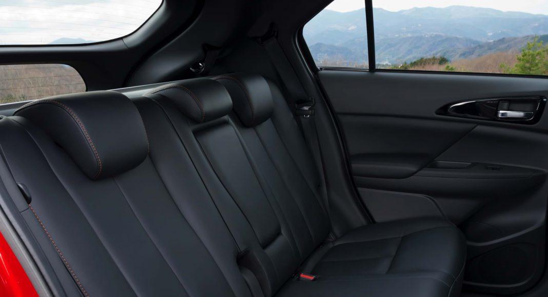 Mitsubishi Eclipse Crossic mekan