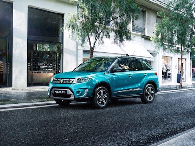 2019 Model Suzuki Vitara