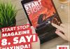 MutluAküStar Stop Magazine Dergisi'nin 8. sayısı yayında