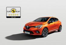 CLIO 5 Etoiles Euro Ncap