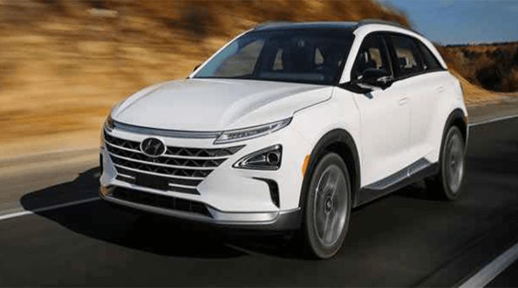 Fuel Cell Hyundai nexo