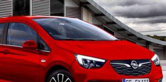 2019 model Kırmızı Opel Corsa