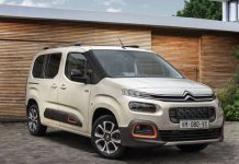 Citroén Berlingo 2019