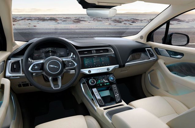 Jaguar ı-Pace