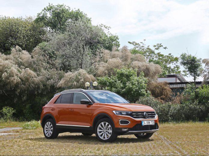 Volkswagen T Roc 2019 Fotografi