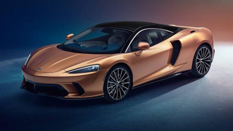 2020 YeniMcLaren GT