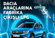 Dacia ECO G Serisi