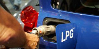 LPG'li Dacia