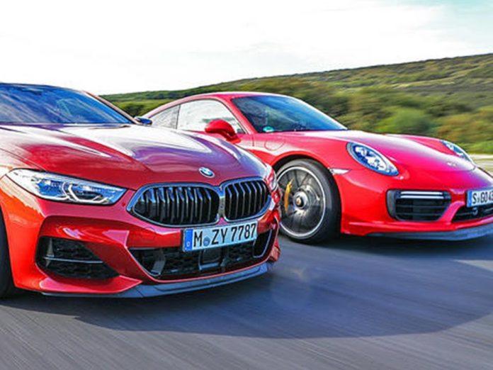 BMW M850i xDrive & Porsche 911 Turbo karşılaştırması
