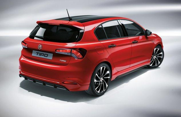 Fiat Egea Sport 2019