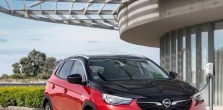 Hybrid Opel Grandland X