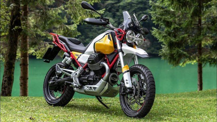 Motto Guzzi V85TT