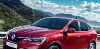 Renault Arkana Kırmızı