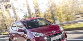 Hyundai i10 Kırmızı