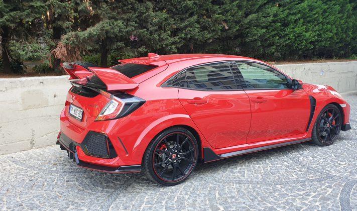 Honda Civic Type R Kırmızı
