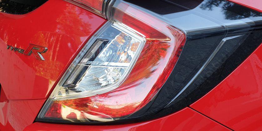 Honda Civic Type R Görsel Detayları