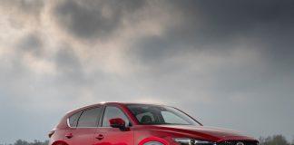 Mazda CX-5 testi