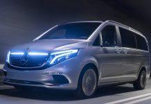Elektrikli Mercedes
