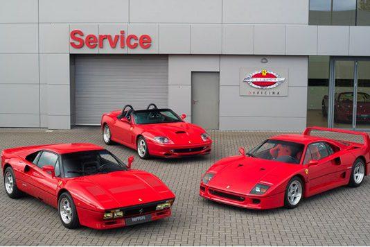 Officina Ferrari Classiche