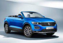 Volkswagen T-Roc Cabriolet 2020 hakkında güzel haberler var: 2020 VW T-Roc Cabriolet, SUV ve cabrio karması tasarımıyla iki farklı segmentin kesişme noktası gibi.