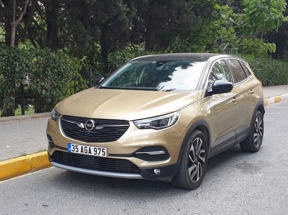 Opel Grandlan X Dizel Otomatik Testi