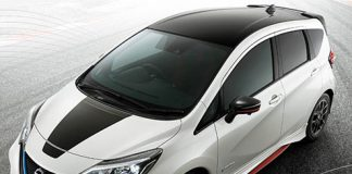 2020 Nissan Note Nismo Black
