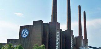 Volkswagen fabrika