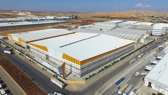 İzmir Aliağa Madeni Yağ Fabrikası