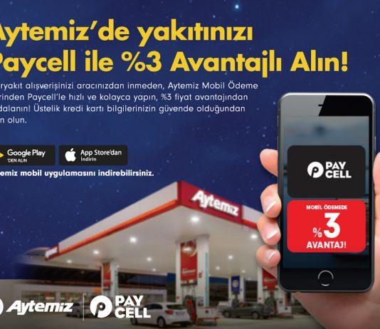 Aytemiz'den %3 Avantajlı Yakıt Kampanyası