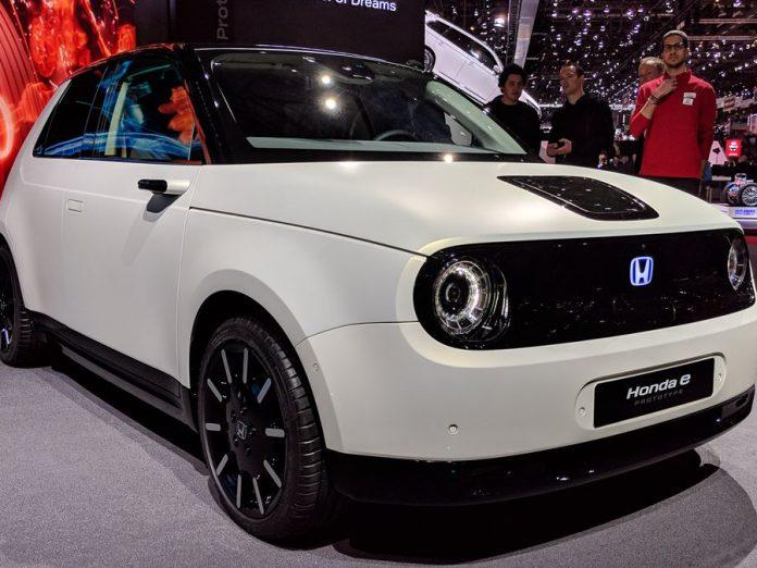 Honda E Elektrikli