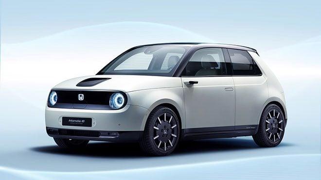 Honda e 2020 Modeli